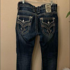 Rock Revival men's Mikael Jeans